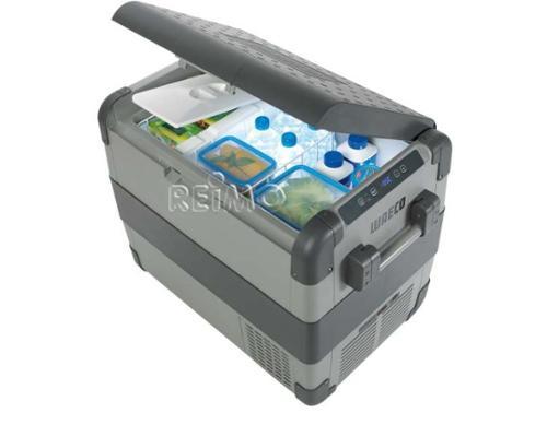 CoolFreeze CFX 65DZ Kühlbox 12/24V, 53l inkl. 17l Gefrierfach
