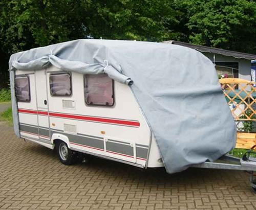 Caravan beskyttelse dækker 590x250x220cm
