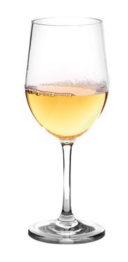 Bicchieri in plastica da vino set da 2 bicchieri da vino da 360ml (policarbonato)