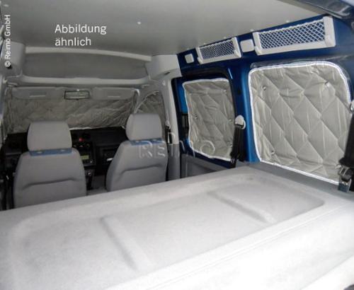 Isoflex Thermomatte Wohnraum Nissan NV 200 5-tlg.