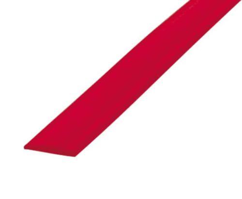 Dækprofil rød 12mm, 10m-rulle