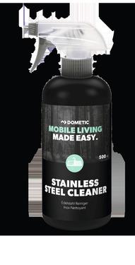 Dometic rustfri stålrenser 500ml