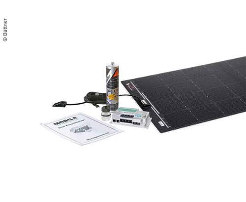 Büttner Flat Light MT 140FL solcellepanel-sæt
