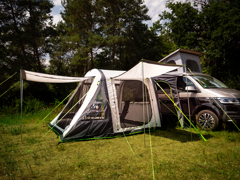 Auvent de camping-car gonflable Tour Breeze Air L