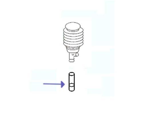 Szellőzőgomb (pótalkatrész a Porta Potti 145/165 készülékhez)