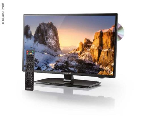 "12V Fernseher LED TV 21,5"" Weitwinkel LED TV"