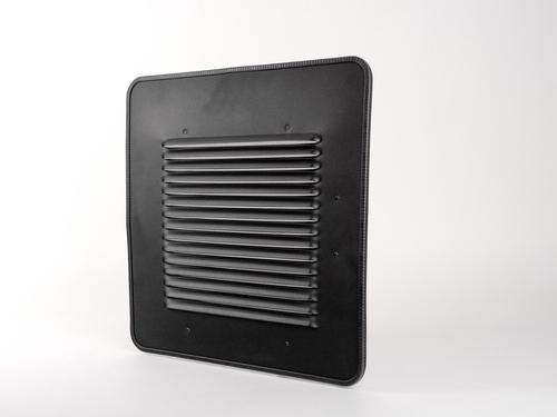 Carbest AIRvent - Lüftungsgitter für VW T5/T6 Schiebefenster