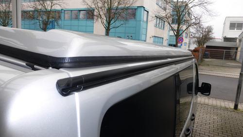 Tenda per grondaia pluviale Multirail VWT4/T5/T6