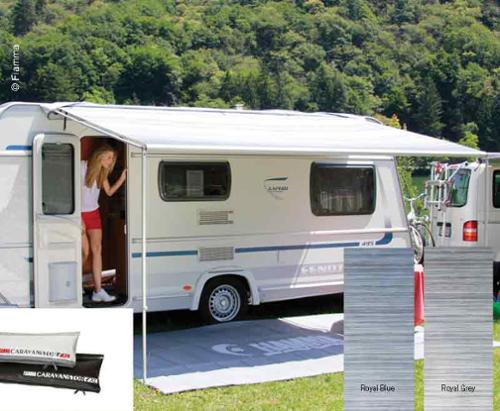 Fiamma Caravanstore caravan awning, pull-out 250 cm