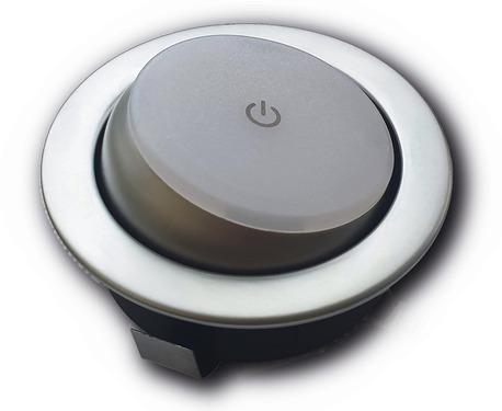 Verstellbarer Einbaustrahler LED warmweiß