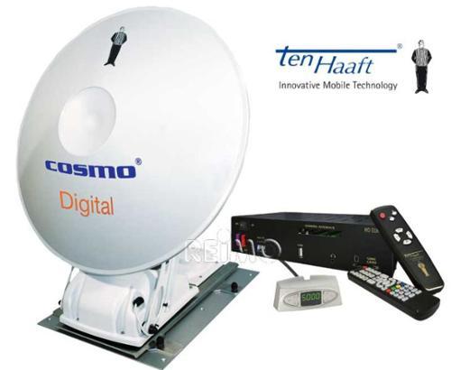 Cosmo HDTV Single-LNB