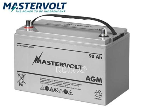 Mastervolt battery AGM 12/90 Ah