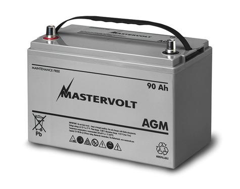 Mastervolt Batterie AGM 12/90 Ah