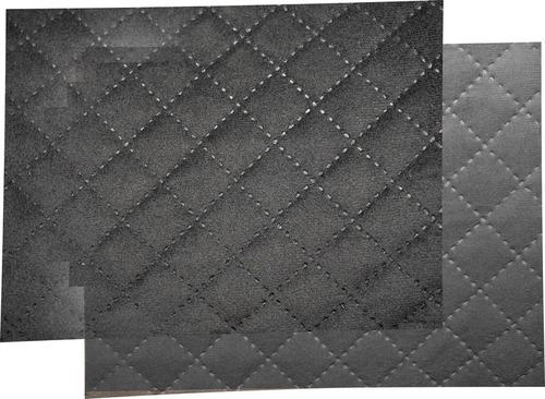 Tkanina obiciowa TRINITY - kolor: czarny