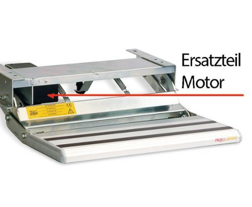 Ersatzteil Motor für Trittstufe 92375 Modell: 10750/751