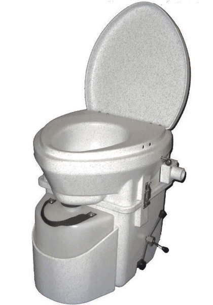 Camping Toilet with Spider Handle
