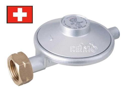 Régulateur de gaz 50mbar Suisse