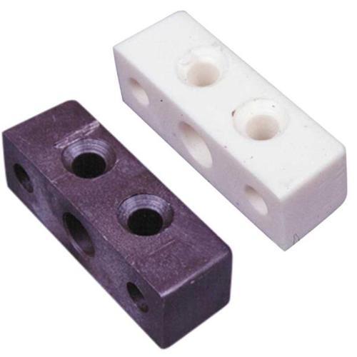 Furniture connectors: Square furniture connectors - Square.verb.bra.10 pc.SB