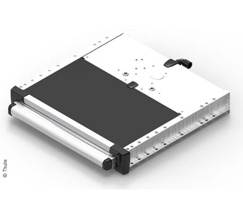 Step Slide-Out Stap V18 - 550mm, 12V