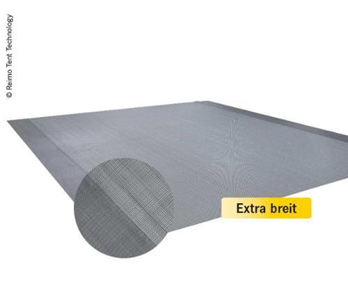 heiß-verkaufende Mode online hier billigsten Verkauf Zeltteppich VILLA SOFT DELUXE 7x3,5m grau