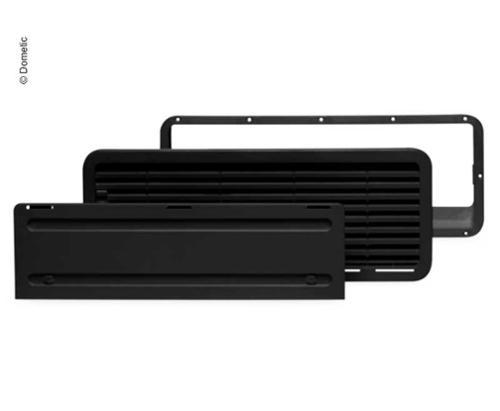 Juego de rejillas de ventilación Dometic LS 200, negro