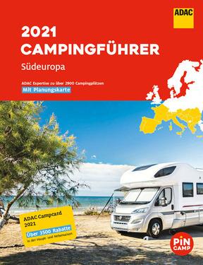 ADAC Campingguide 2021 Sydeuropa