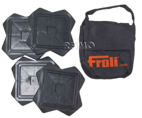 Froli Stützplatten-Set, 4 Stück