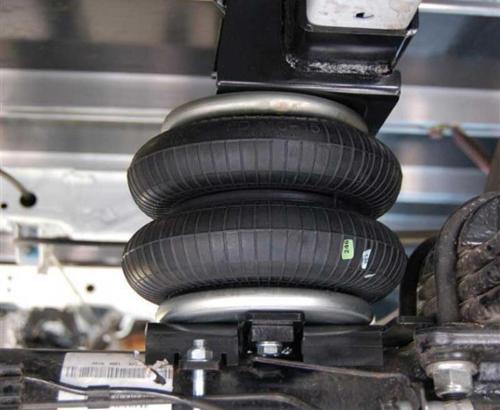 Extra luchtveren - 2-circuit basisset Master/ Movano vanaf bouwjaar 2010 Voorwie