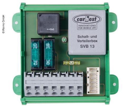 Carbest Box SVB13 mit D+ Detektor, Nachladefunktion etc.