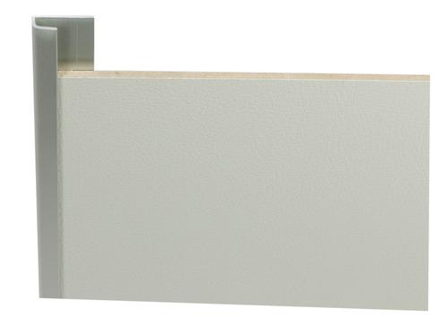 Slut profil aluminium 3-4mm