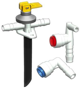 Vandsæt ABO TB til Truma boiler BG10 gas kedel