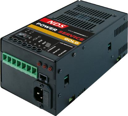 Power Service PWS Gold 30-M mit Solarregler+Ladegerät