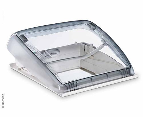 Ersatzglas Mini Heki Plus/Style ohne Dichtung mit Scharnierbolzen