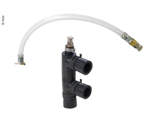 Alde gummi F med ventilation og båndklemme 300 mm