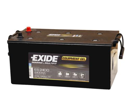 Batteria al gel ES2400 210Ah