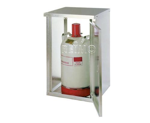 Gasflaske kabinet stål