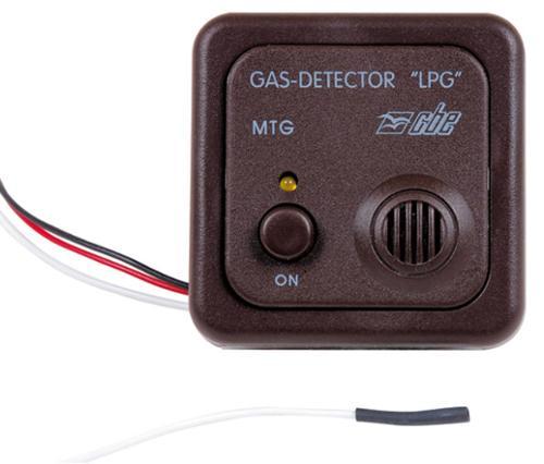 Gaswarner Narkose/ Propangas LPG 12V