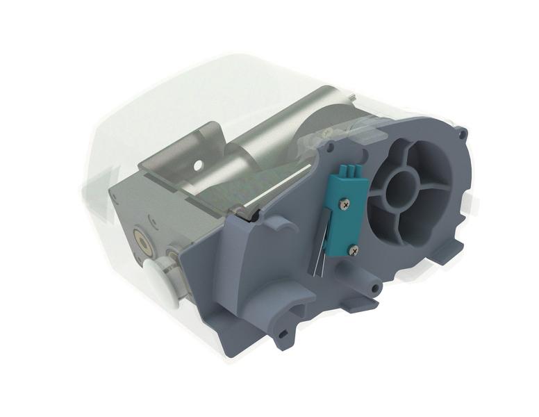Fiamma Motor Kit Compact F80S 12V
