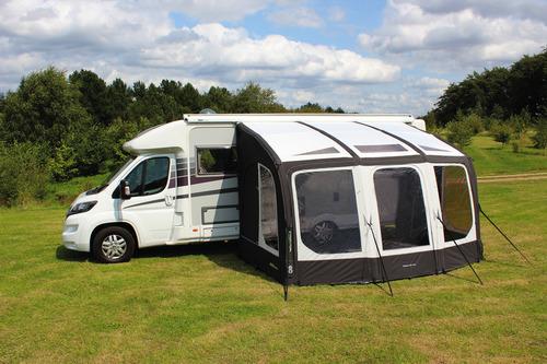 Auvent sous hayon pour camping-car ECLIPSE 380L