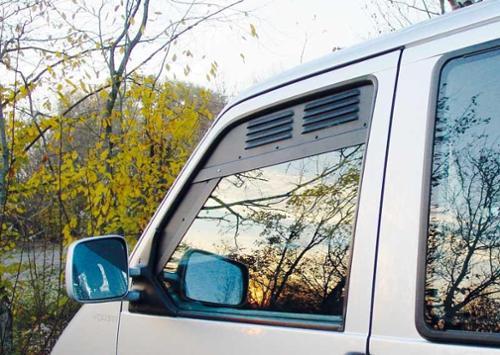 Rejilla de ventilación para la cabina del conductor - Rejilla de ventilación VW Bj80 y superiores