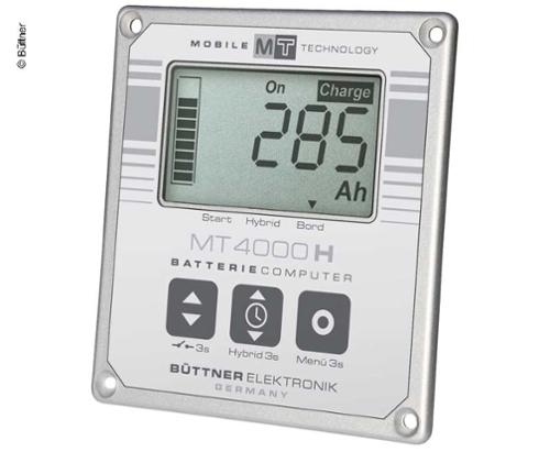 MT 4000 iQ Batterie-Computer mit 400 A-Shunt