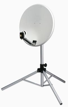 Maxview Portable Sat-Kit Light - 54cm spejl med stativ