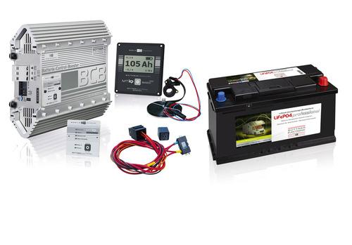 Lithium-Batterie Power Set III