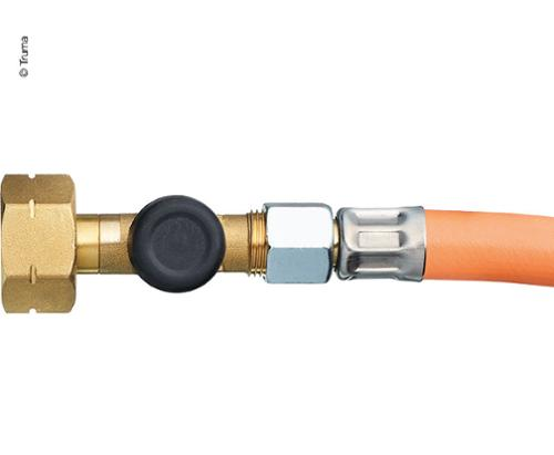 "High-pressure gas hose SecuMotion 450mm with SBS G8 ""EU"