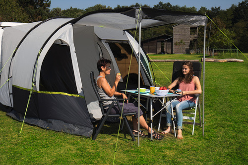 Interior tent Tour Compact for