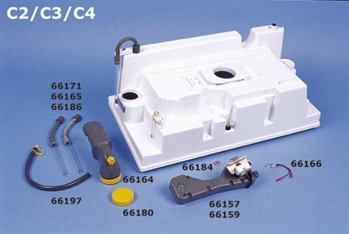 Sicherung 3A für PP C2/C3/C4 d C200CW