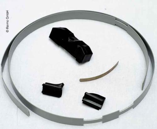 Sliding hinge hinged window Dometic S7Z 800x400