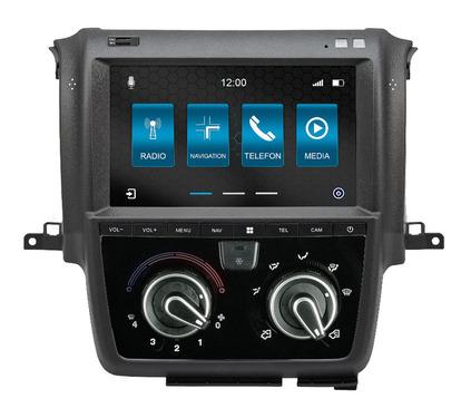 System nawigacji N7-DCIX PRO do Fiata Ducato z roku produkcji 2006