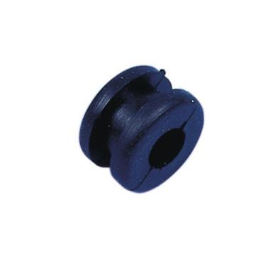 Gummiindtag til nedsænkelige pumpekabler