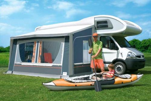 Auvent pour camping-car Concord Big